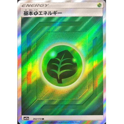 画像1: 基本草エネルギー【SR】{202/173}